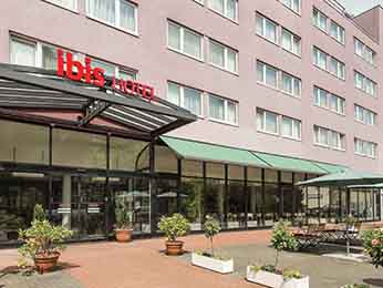 Otel - ibis Berlin Airport Tegel
