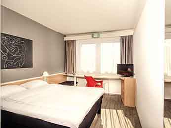 Rooms - ibis Berlin Airport Tegel