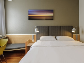 Chambres - ibis Frankfurt Messe Ouest