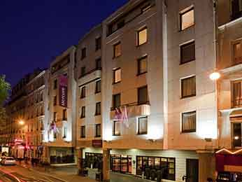 Destination - Mercure Paris Eiffel Tower Grenelle Hotel