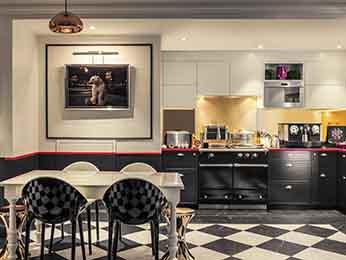 Hotel Mercure Paris Cusset Opéra Paris
