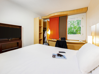 Rooms - ibis Mulhouse Centre Filature