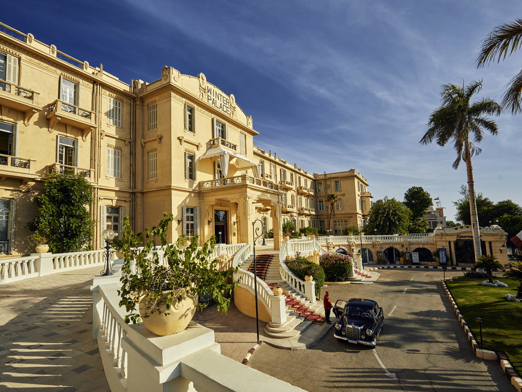 Discover the sumptuous history of a hotel that's hosted royalty and celebrities:  the 5-star Sofitel Winter Palace Luxor! Built in 1886 on the banks of the Nile and surrounded by century-old Royal Gardens, the hotel overlooks the Nile and the West Bank Necropolis. It's an oasis of tranquillity - and a gateway to the splendours of pharaonic times. Come and bask in an atmosphere steeped in history, romance and adventure - all while enjoying the modern conveniences only a 5-star hotel can provide.