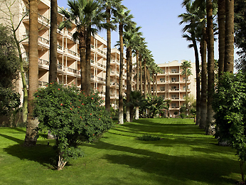 Hotel Pavillon Winter Luxor Louxor