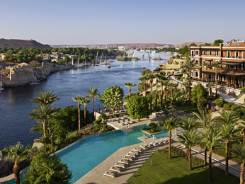 Hôtel - Sofitel Legend Old Cataract Aswan
