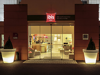 ibis Clermont Ferrand Sud Carrefour Herbet