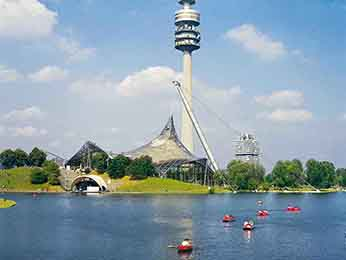 Destino - Mercure Hotel Munique am Olympiapark