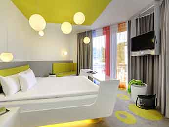Rooms - ibis Styles Hotel Aachen City