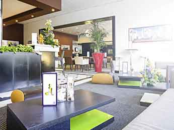 Hotel Novotel Ovest Gênes