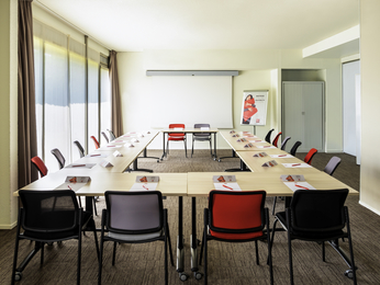 Meetings - ibis Marne la Vallee Emerainville