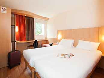 Hotel ibis Avallon Magny