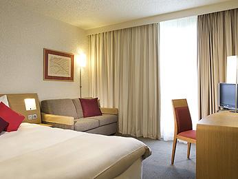 Hotel Novotel Atria Centre Belfort