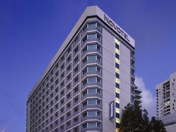 Hotel Novotel Langley Perth