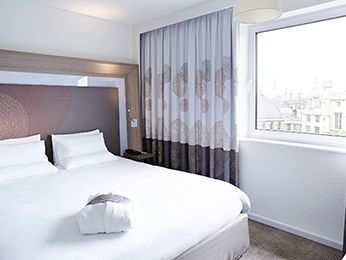 Rooms - Novotel London Waterloo