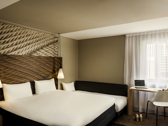 Hotel - ibis Paris Place d'Italie 13th