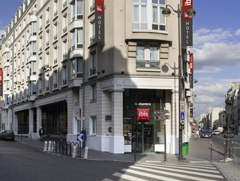 Ibis Gare du Nord Chateau Landon Paris