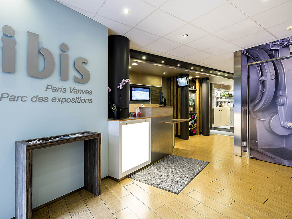 Ibis paris porte de vanves parc des expositions for Parc des expositions porte de versailles parking