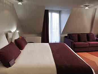 Hotel Mercure Paris Lafayette Paris