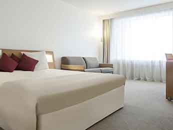 Rooms - Novotel Luxembourg Kirchberg