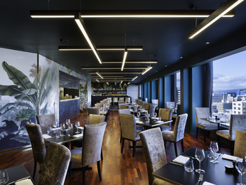 Restaurant - Mercure Wellington