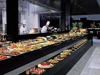 Restaurant - Pullman Dubai Creek City Centre