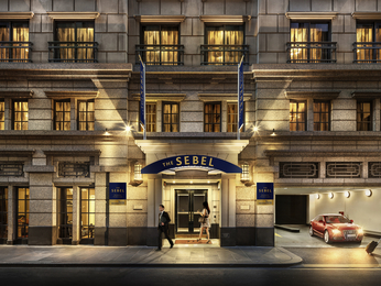 Hotel - The Sebel Melbourne Flinders Lane (voorheen Grand Mercure)