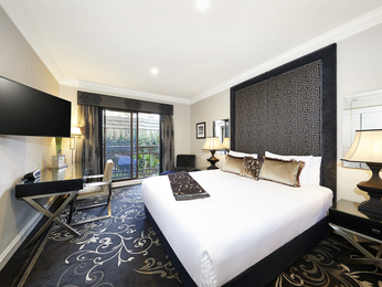 Las habitaciones - The Sebel Melbourne Flinders Lane (anteriormente Grand Mercure)