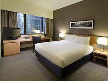 Rooms - ibis Brisbane