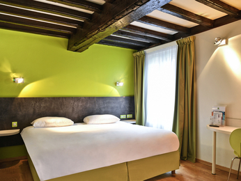 Camere - ibis Styles Amiens Cathedrale