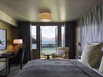Quartos - Hotel St Moritz Queenstown - MGallery Collection