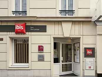 Hotel ibis Paris Père Lachaise Paris
