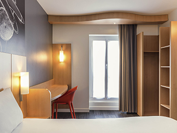 Rooms - ibis Paris Pere Lachaise