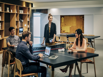 Meetings - Pullman Parigi Centro - Bercy