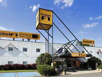 hotelF1 Thionville Yutz