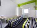 ホテル hotelF1 Cergy Pontoise Saint Martin