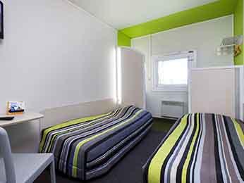 hotelF1 Dijon sud Chenôve