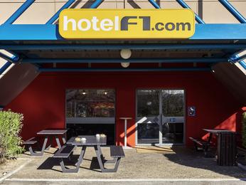 hotelF1 Marseille Plan de Campagne N°1 Cabriès