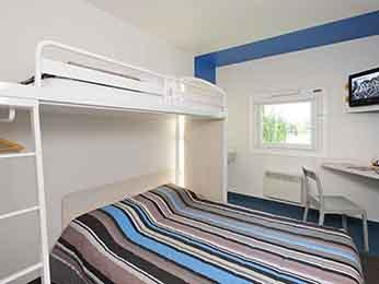 h tel chambray les tours hotelf1 tours sud. Black Bedroom Furniture Sets. Home Design Ideas