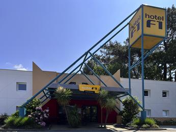 hotelF1 Lorient Caudan