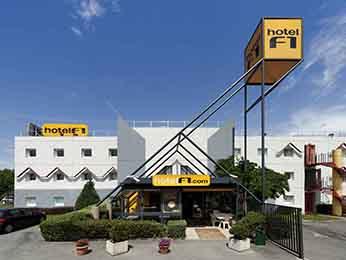hotelF1 Toulon ouest La Seyne sur Mer