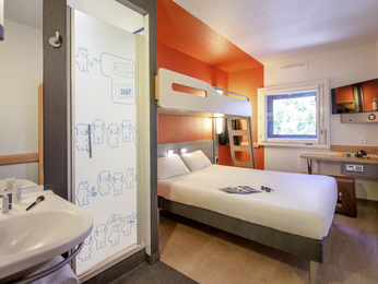 Chambres - ibis budget Marseille Timone