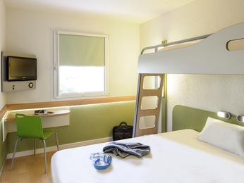 H tel blois ibis budget blois centre for Aparthotel londres centre