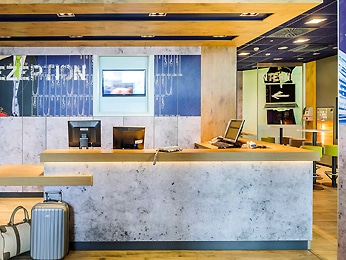 Hotel Ibis Budget Deauville Saint-Arnoult