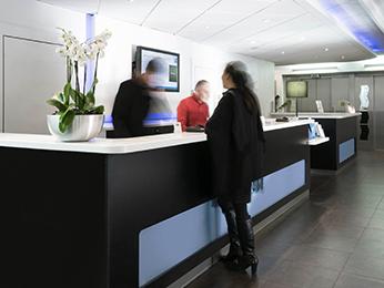 Hotel in paris ibis budget paris porte de montmartre - Ibis budget porte chapelle ...