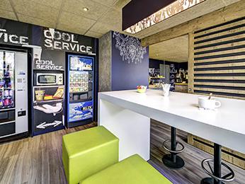 hotel in mondeville ibis budget caen mondeville. Black Bedroom Furniture Sets. Home Design Ideas