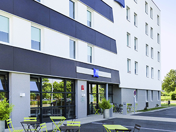 Hotel ibis budget Tours Nord Tours