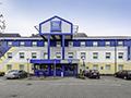 Отель ibis budget Nuernberg Tennenlohe