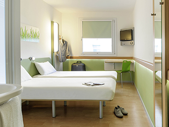 Rooms - ibis budget Dortmund West