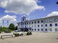 ibis budget Weimar Nohra酒店