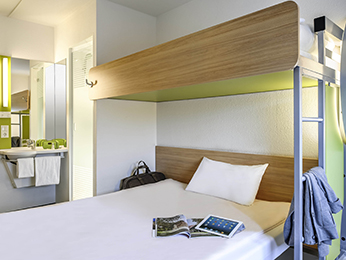 Rooms - ibis budget Frankfurt Offenbach Sued